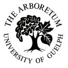 The Arboretum, University of Guelph