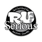 RU Serious Tap and Grill