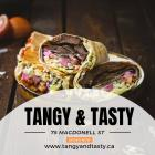 Tangy and Tasty