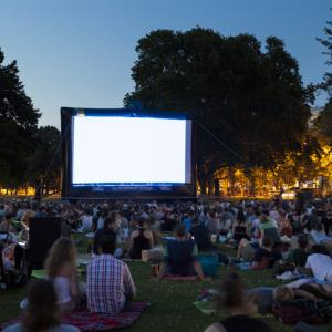 Cinema in the City – Zootopia at Market Square