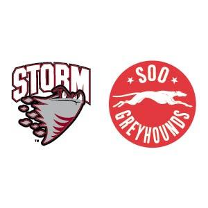 Guelph Storm vs. Soo Greyhounds