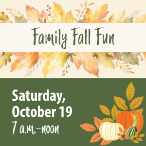 Family Fall Fun